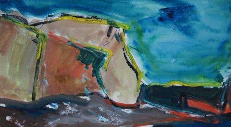 whale shine / isle of wight/ 2008